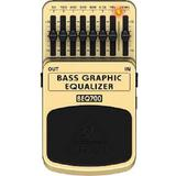 BEHRINGER Bass Effect Graphic Equalizer [BEQ700] - Bass Stompbox Effect